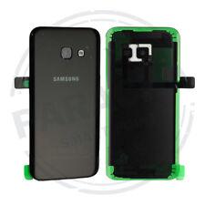Original Samsung SM-A520F Galaxy A5 (2017) - Akkudeckel / Back Cover Schwarz NEU