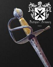Rare Swedish Infantry Rapier Sword Circa 1600's