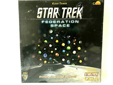 Game Star Trek Federation Space Game Brand New Factory Sealed Mayfair