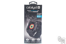 Catalyst - Protective Sport Band WaterProof Case for Apple Watch 42mm (Black)