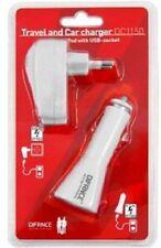 30 Stück für iPhone / iPad  Kfz-Adapter + Ladegerät (1100mA, USB)  NEU + OVP t.