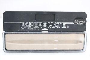 Vintage (c1970/80) Paper Mate Profile Ballpoint Shop Display Case