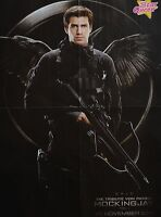 THE HUNGER GAMES - A2 Poster (XL - 42 x 55 cm) - Liam Hemsworth Clippings NEU