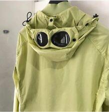 CP Company Nycra Multi short jacket Goggle Jacket green ss17
