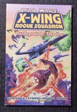 1998 STAR WARS X-Wing Rogue Squardron Battleground Tatooine SC NM- 1st Print DH