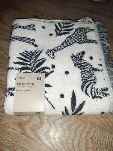 Safari Design Hand Towel By Next