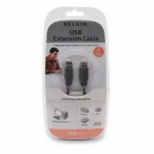 Belkin F3U134V06 USB 6' Extension Cable Type A (M) to Type A (F)