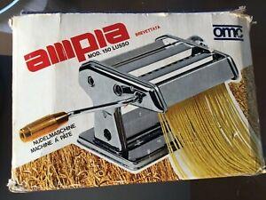 Ampia pasta machine OMC made in Italy