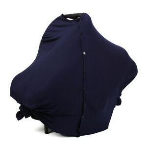 Multi style Breastfeeding Nursing scarf shawl Cover Stylish Baby Car Seat Cover