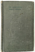 Selections from De Quincy M.H.TURK 1902 1st Ed Ginn & Co ANTIQUE COLLECTIBLE