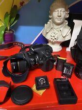 Canon EOS 60D 18,0 MP Digitalkamera - Schwarz (Kit mit EF-S IS USM 17-85mm...