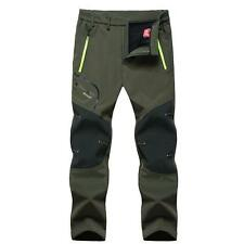 Sports Soft shell Camping Tactical Cargo Pants Combat Hiking Trousers for Men
