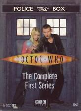 6 DVD BOX SETS - DOCTOR WHO - Series 1 2 3 4 5 + Specials - Dr. Who BBC America