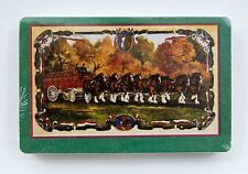 Vintage Anheuser Busch Budweiser Clydesdales Playing Cards