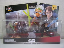 Disney Infinity 3.0 - Star Wars Twilight of the Republic Playset - NEU & OVP