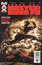 SHANG CHI Master of Kung Fu #6 - Back Issue