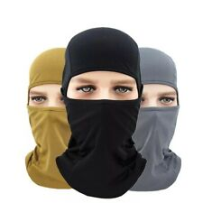 Full Face Mask with Head Cover Motorcycle Headgear Balaclava Hat