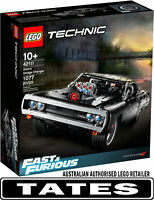 LEGO® 42111 Dom's Dodge Charger Technic™ from Tates Toyworld