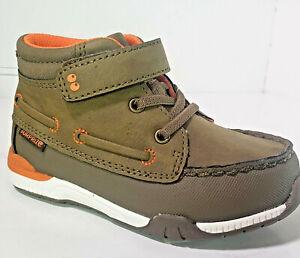 Surprize Toddler Boys High Top Shoe Memory Foam Athletic Sneaker Casual Hiker