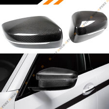 For 2016-2018 Bmw G11 G12 7 Series 740i 750i Real Carbon Fiber Mirror Cover Cap