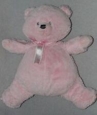 Baby Gund Plush Pink Tilley Teddy Bear 4034091 Flat Soft Stuffed Toy
