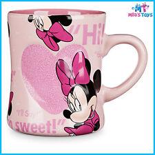 Disney Minnie Mouse Heart Ceramic Mug brand new