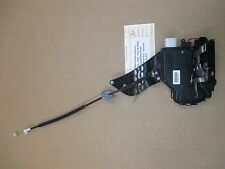 09 Cayenne AWD Porsche 957 R Rear Door lock latch ACTUATOR 54,575