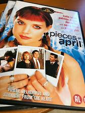 PIECES OF APRIL : KATIE HOLMES - PATRICIA CLARKSON - DVD - nieuw neuf