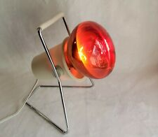 VINTAGE INFRA-RED HEAT LAMP THERAPY – WORKING WELL – THERAPEUTIC PAIN RELIEF