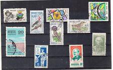 Brasil Series del año 1969 (DK-400)