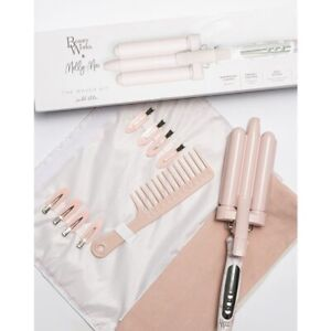Beauty Works X Molly-Mae The Waver Kit Limited Edition Brand New! RRP: £90