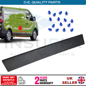 Right Side Moulding Long Trim For Nissan Nv300 Renault Trafic MK3 828208208R