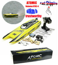Volantex V792-4 ATOMIC Brushless RC Boat 60KM/h Speed Motor Watercooling 1800KV