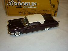 A Brooklin models BRK 57X, 1960 Lincoln Continental, mk V. Boxed