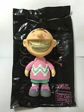 Ron English x Made by Monsters JPS Charlie Grin OG Pink Edition (Normal 1pc) NEW