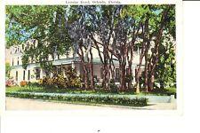 Orlando, FL  Lucerne Hotel  @ 1930