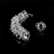 12x Silver Napkin Ring Serviette Holder Wedding Banquet Dinner Table Decor、New