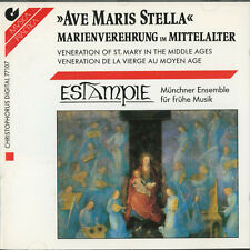 Ave Maris Stella: Veneration of St. Mary in the Middle Ages - Estampie, Munich