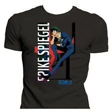Cowboy Bebop - Spike Spiegel - Official Mens T Shirt