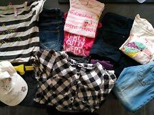 Lot de vêtements 17 articles - Pantalon T shirt Enfant Fille 6 ans / Occasion