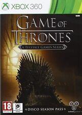 Game Of Thrones - Season 1 XBOX 360