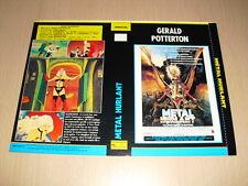 JAQUETTE VHS Métal hurlant (Heavy Metal)