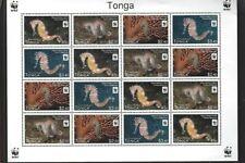 Tonga sc#1176a (2012) Sheet of 16 MNH