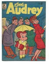 Little Audrey #28 1959  Australian Same Cover As USA #1 Issue!