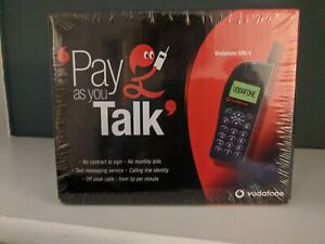 Original New Boxed /Wrapped Vintage 1999 Vodaphone MN-1 3204 - Prussian BLUE