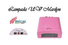 Lampada Professionale UV Marilyn 36W 2 Timer Unghie Ricostruzione Melcap