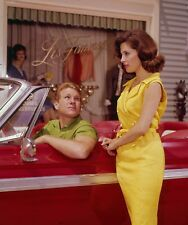 PEYTON PLACE - TV SHOW PHOTO #19 - BARBARA PARKINS + RYAN O'NEAL