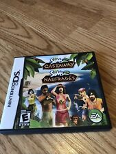 The Sims 2: Castaway (Nintendo DS, 2007) Tested Works VC1