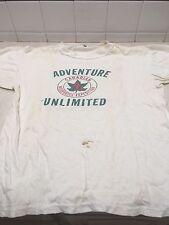 Vintage Canadian Wilderness Adventure Boy Scout T-Shirt