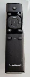 Genuine Cambridge Audio Tv2/Tv5 Remote Control Model RC-TV2/TV5
